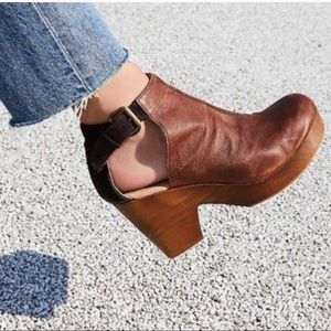 Free People Amber Orchard Clog 38